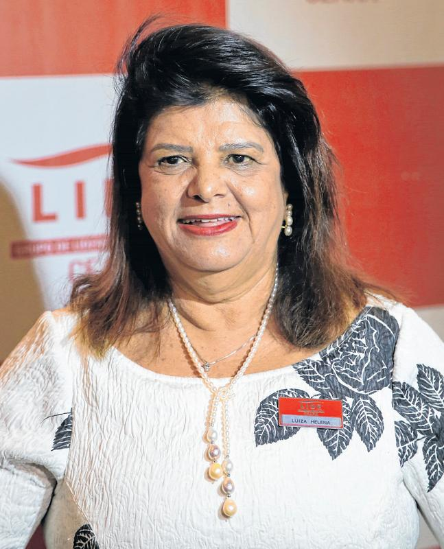 Luiza Trajano, proprietária da Magazine Luiza