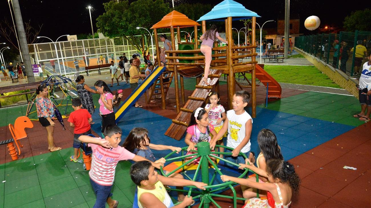 Atenção à infância é efetivada como política pública no Ceará - Metro -  Diário do Nordeste
