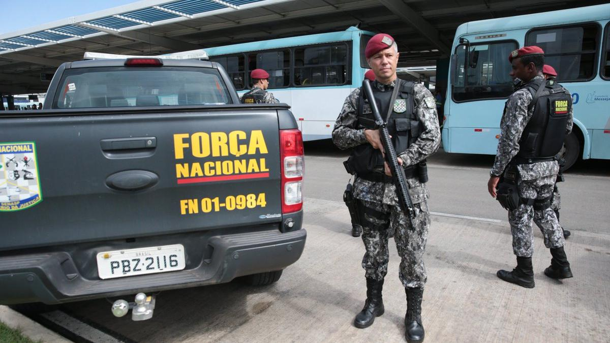 Moro autoriza o envio da Força Nacional ao Ceará a partir desta ...