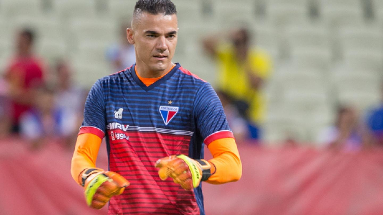 Felipe Alves goleiro Fortaleza 2020