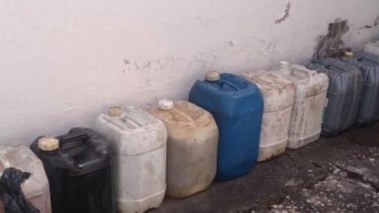 Cassilândia: suspeito de furto de combustível é preso com mandado de prisão em aberto