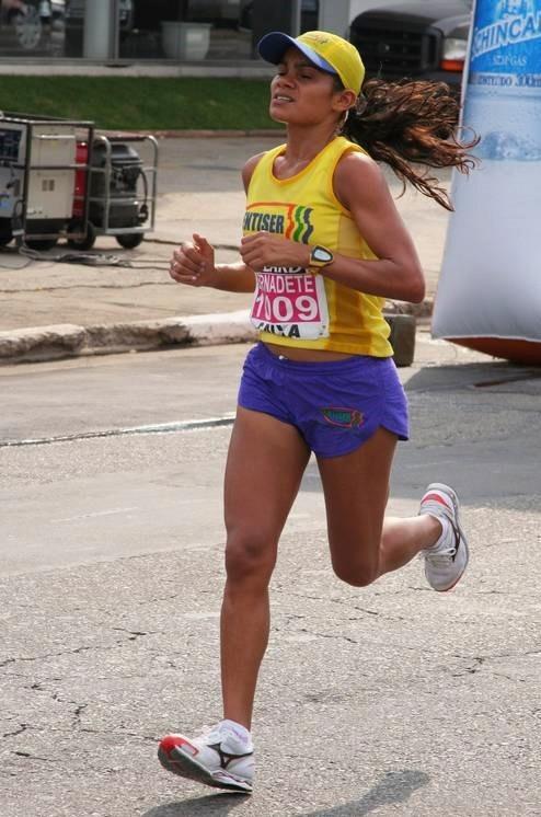 Maratonista cearense Antônia Bernadete Lins morre durante treino ...