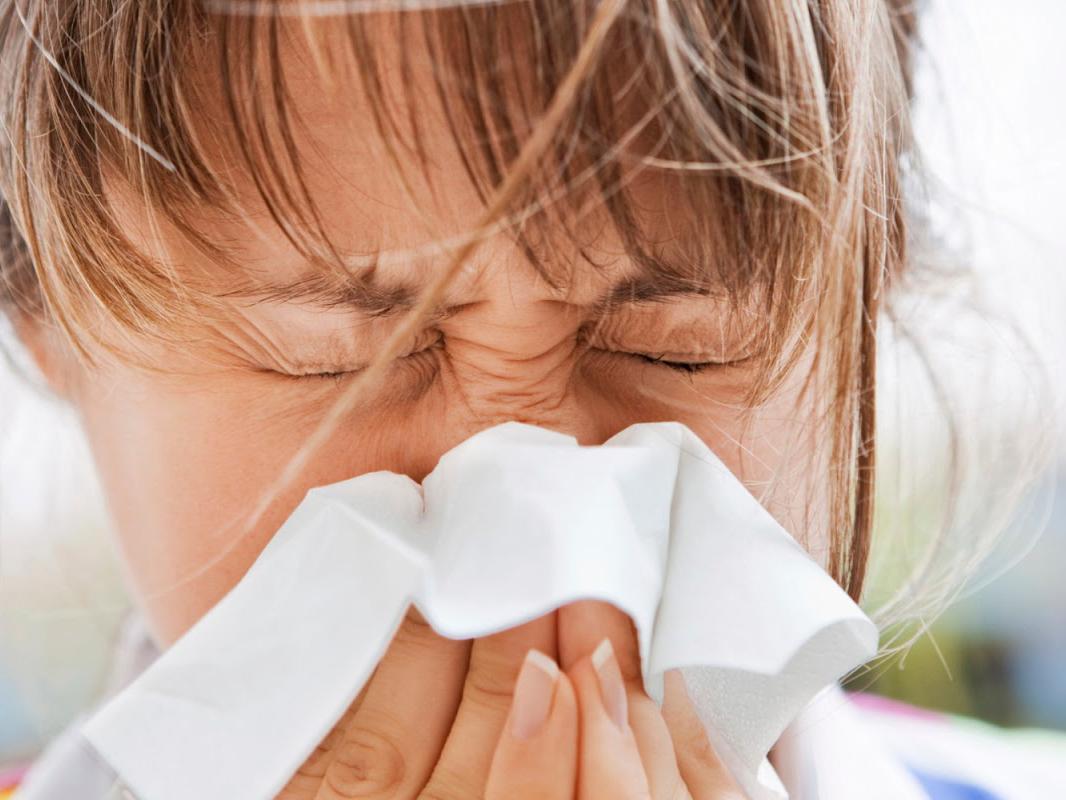 Este período é um perigo para problemas respiratórias