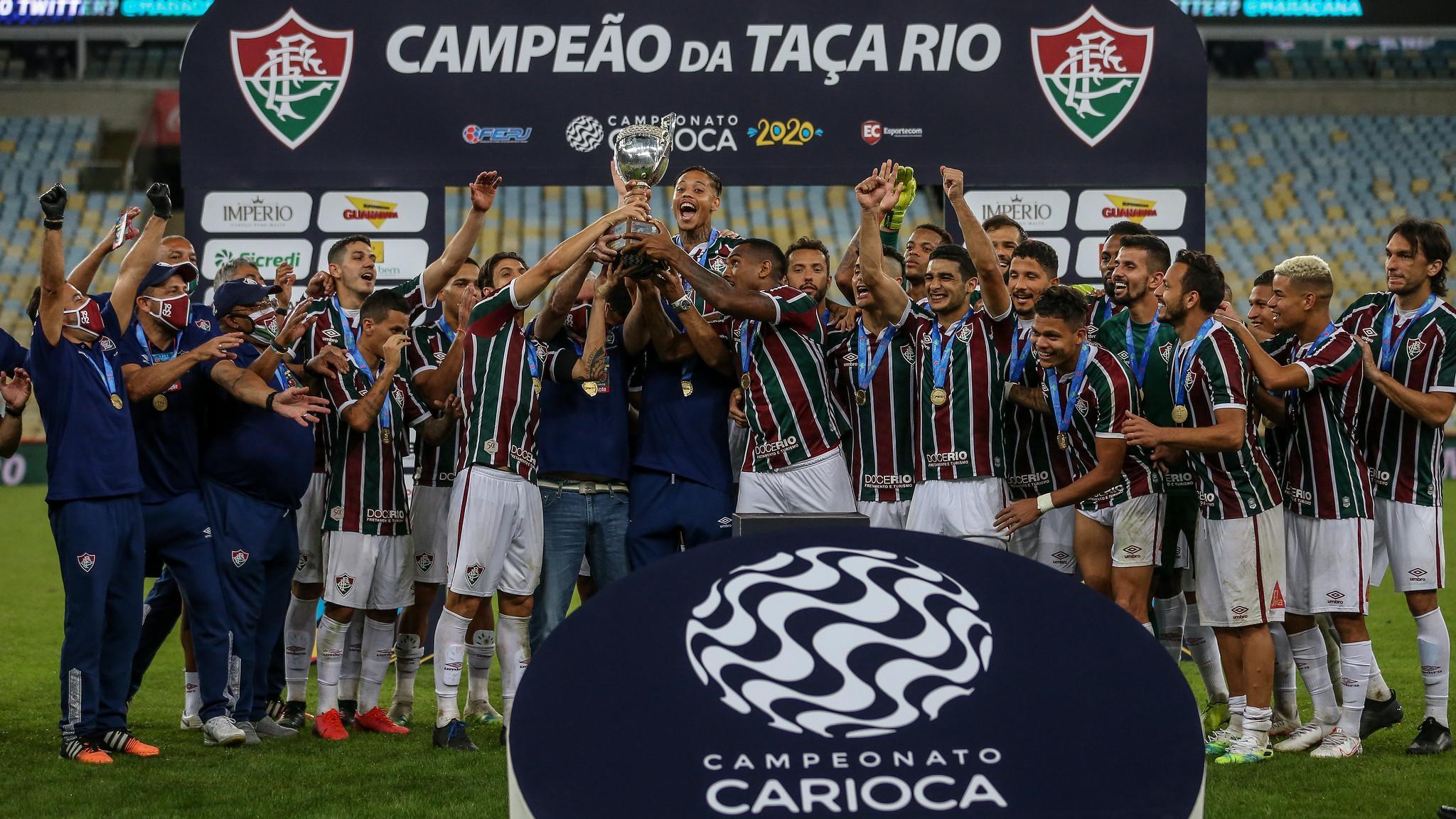 Fluminense bate Flamengo nos pênaltis, fatura a Taça Rio e adia ...