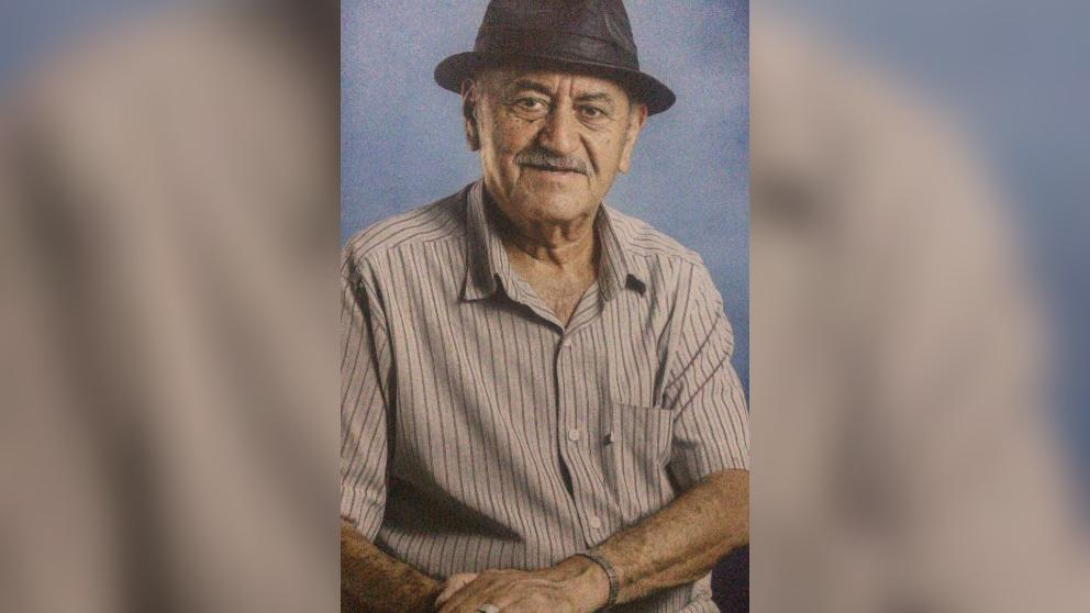 Legenda: Mestre Luciano Carneiro morre, aos 78 anos Foto: Jarbas Oliveira/Reprodução Livro dos Mestres