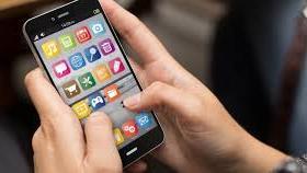 Imagem de um celular
