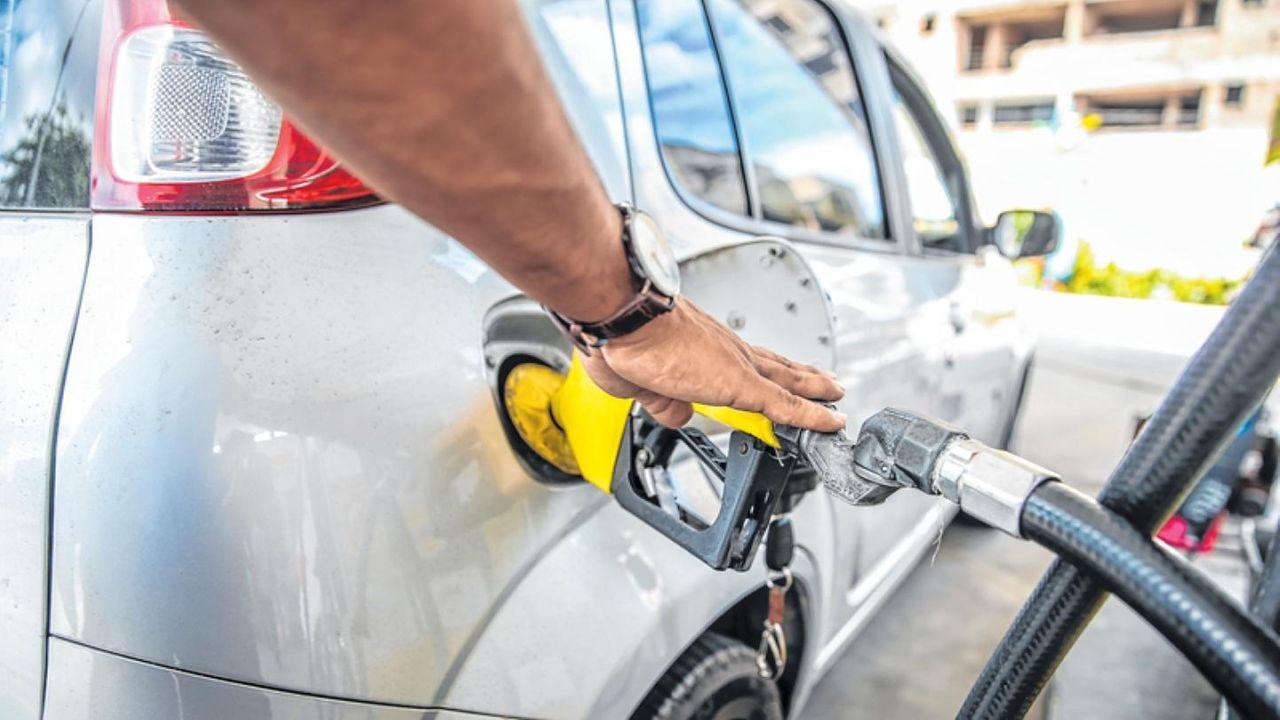 Gasolina preço abastecimento