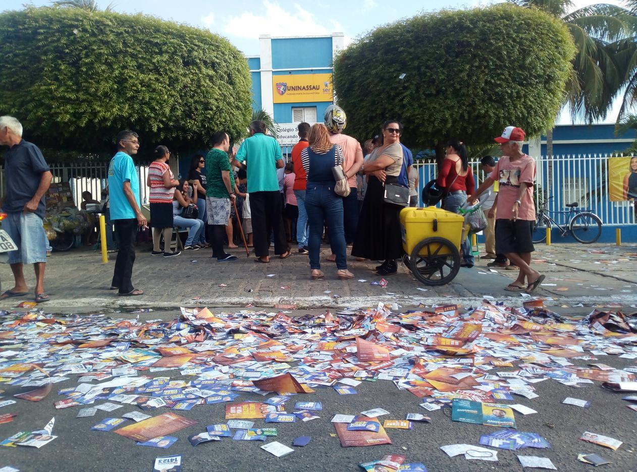 Atos de propaganda eleitoral, principalmente os presenciais, podem ser restringidos dependendo da situação pandêmica em cada município