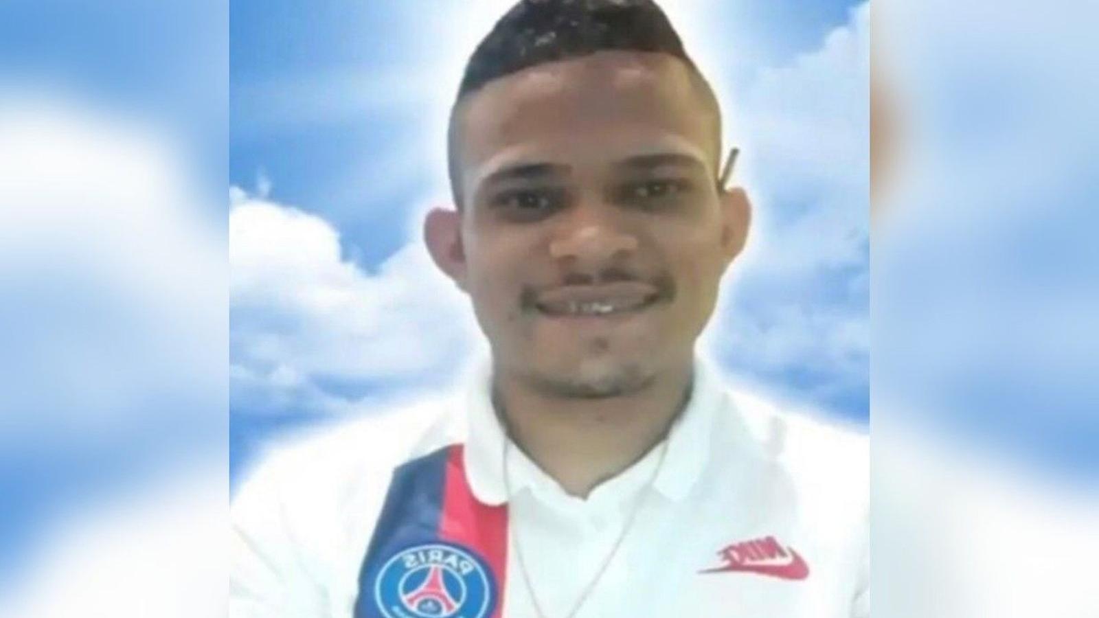 Policiais militares atiraram contra Jardeson Rodrigues, em uma ocorrência no bairro Padre Andrade, em fevereiro último