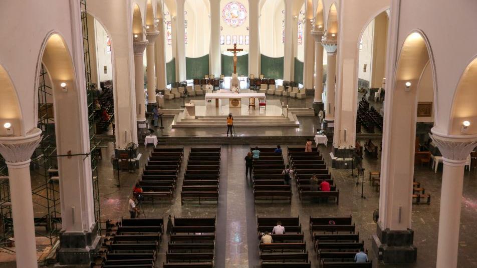 Carta circular sobre reabertura das Igrejas Católicas