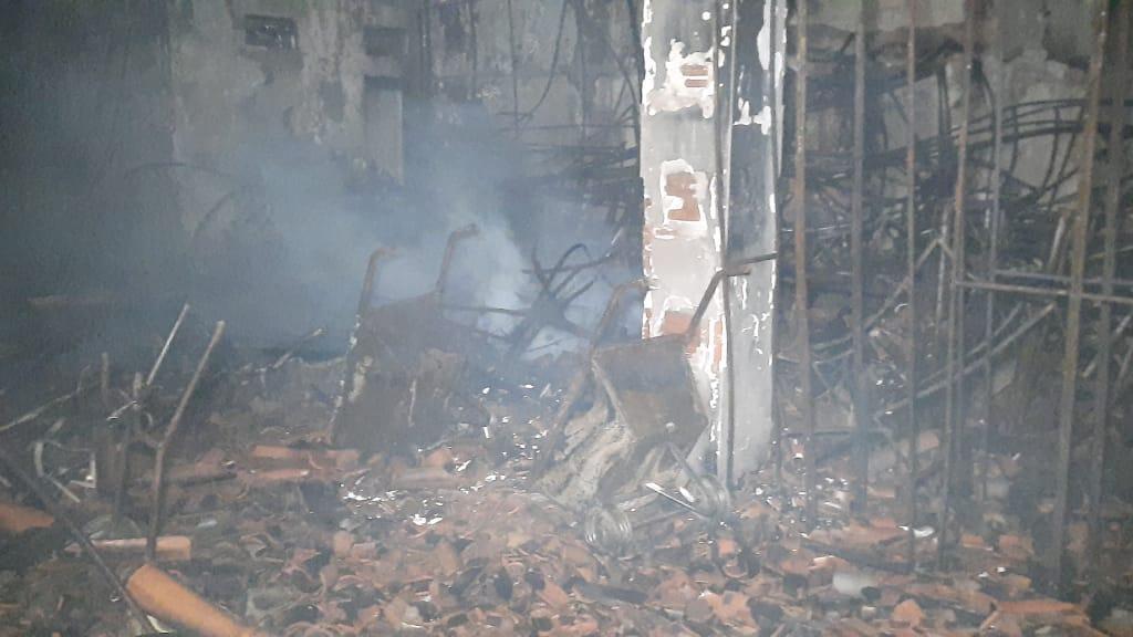 Incêndio em Iguatu