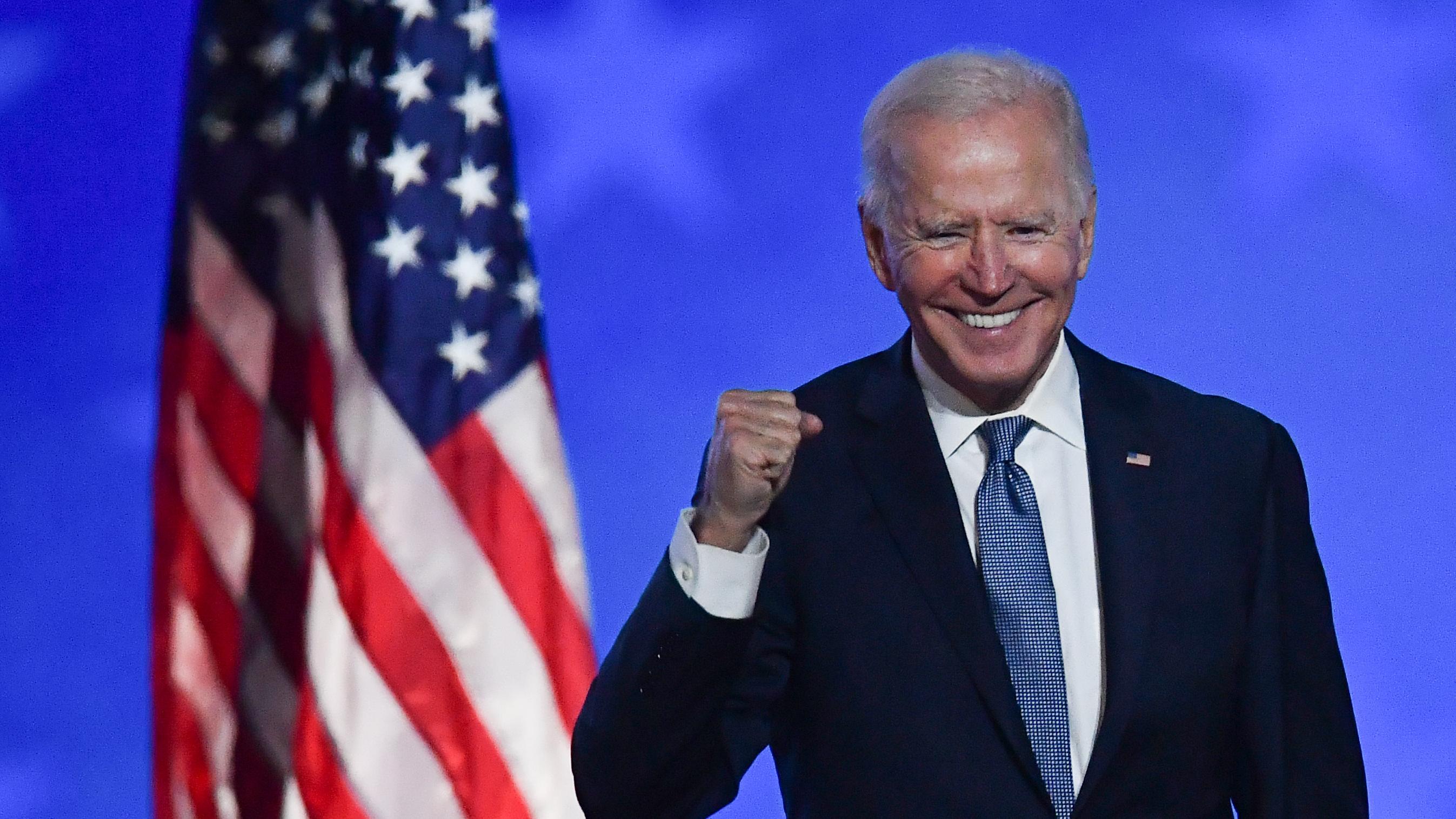 Joe Biden já tem mais votos totais do que Hillary Clinton obteve em 2016 -  Mundo - Diário do Nordeste