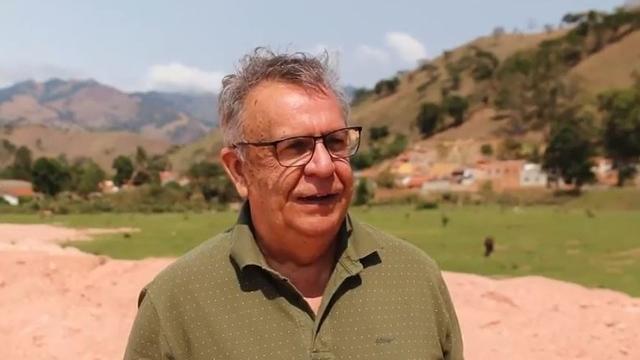 Claret tinha 62 anos e estava internado após ter sofrido infarto