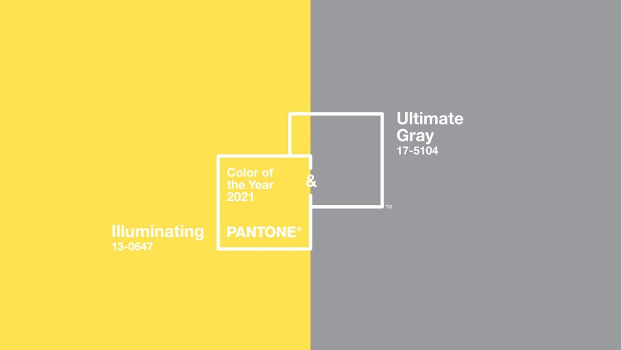 Pantone escolhe 'amarelo caloroso' e 'cinza sólido' como tons de 2021 -  Verso - Diário do Nordeste