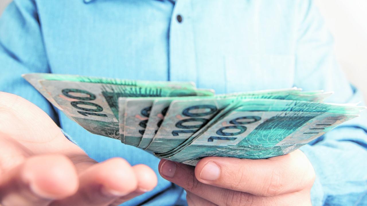 Esta é uma imagem de dinheiro