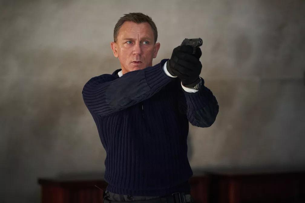 Esta é uma imagem do filme 007