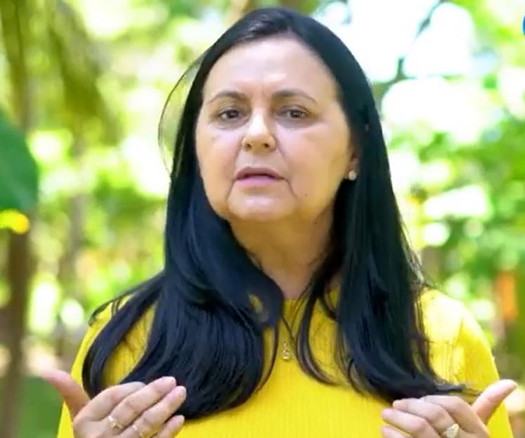 Prefeita eleita de Caridade, Simone Tavares