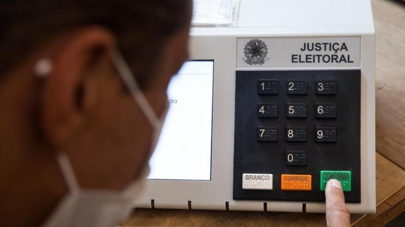 Urna eletrônica, justificativa de votos