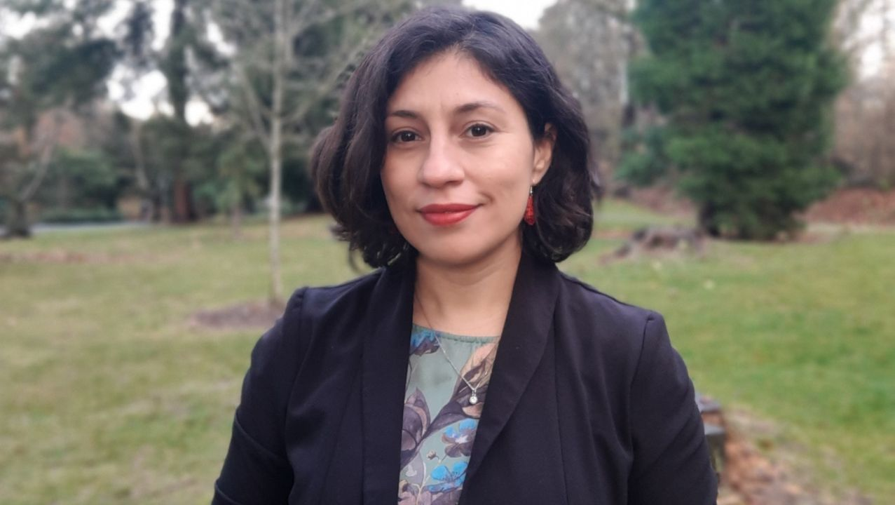 Sharon teve a pesquisa indicada ao International Development Research Center (IDRC) ainda em outubro de 2020