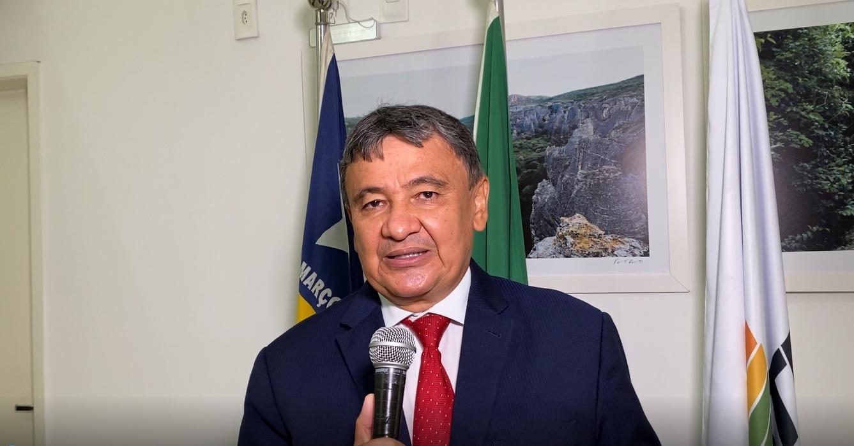 Governador do Piauí, Wellington Dias, fala sobre compra da Coronavac