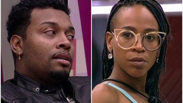 BBB 21: Nego Di detona Karol Conká: 'parece sociopatia, não é normal' - Zoeira - Diário do Nordeste