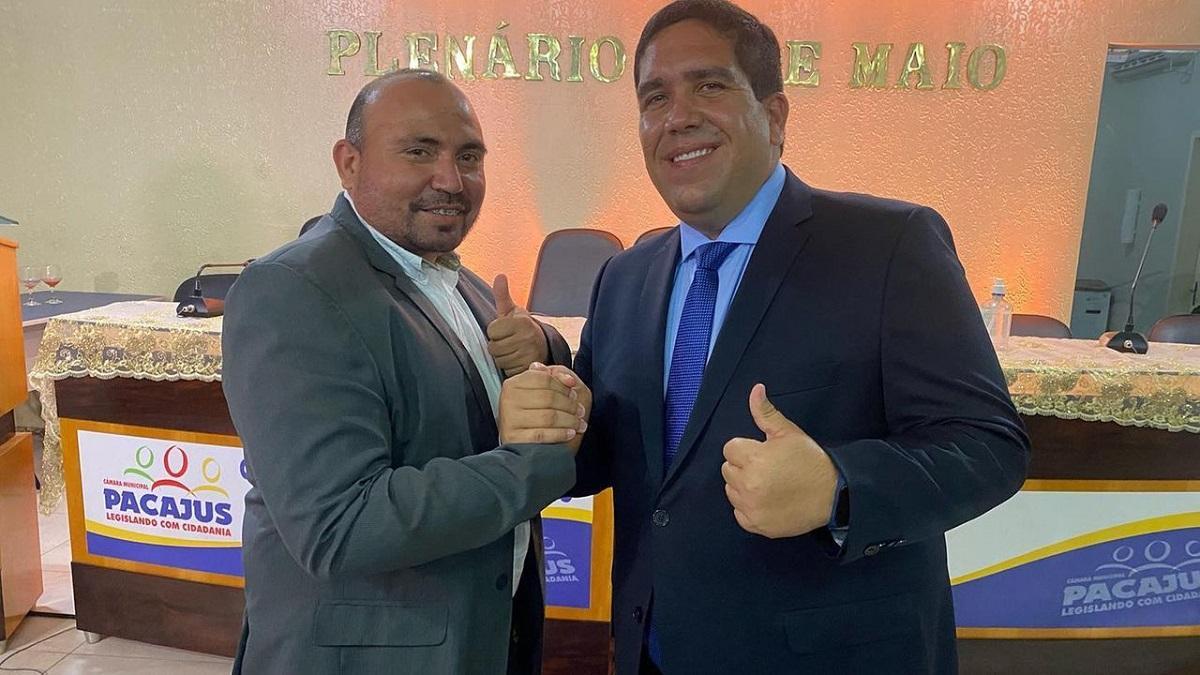 Vice e prefeito de Pacajus podem ficar inelegíveis por oito anos