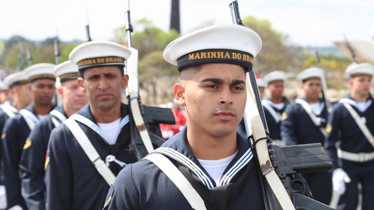 Praças da Marinha do Brasil