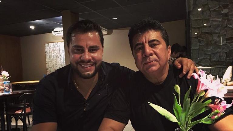 Filho de Passim, assessor de Leonardo, presta homenagem ao pai nas redes  sociais - É Hit - Diário do Nordeste