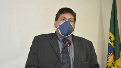 Dr. Júnior Araújo, vereador de Santa Quitéria