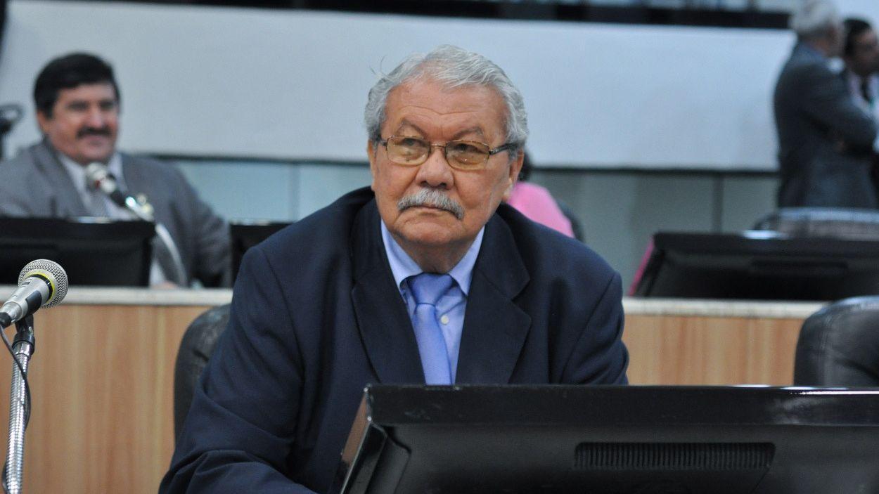 Iraguassú Teixeira, ex-vereador de Fortaleza