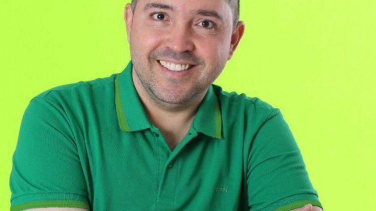 Otoni Queiroz, prefeito eleito de Ereré