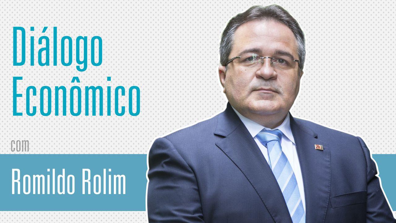 Romildo Rolim, presidente do BNB, é o entrevistado desta semana do Diálogo Econômico