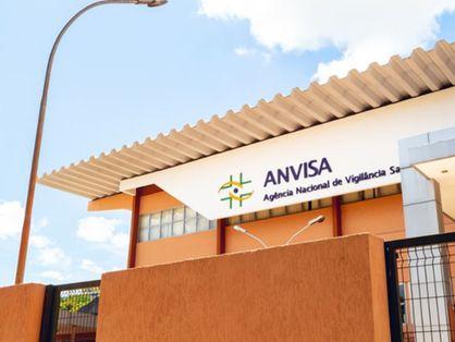 Prédio da Anvisa, em Brasília