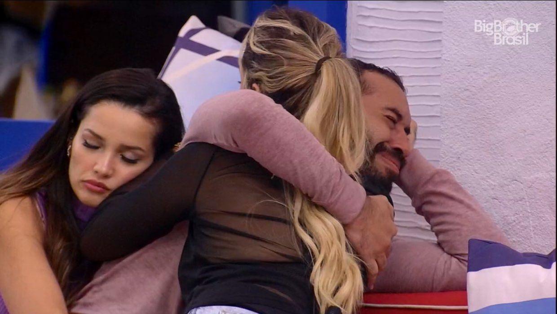 Sarah fora do BBB 21 é chance final de Juliette e Gilberto brilharem juntos  - Zoeira - Diário do Nordeste