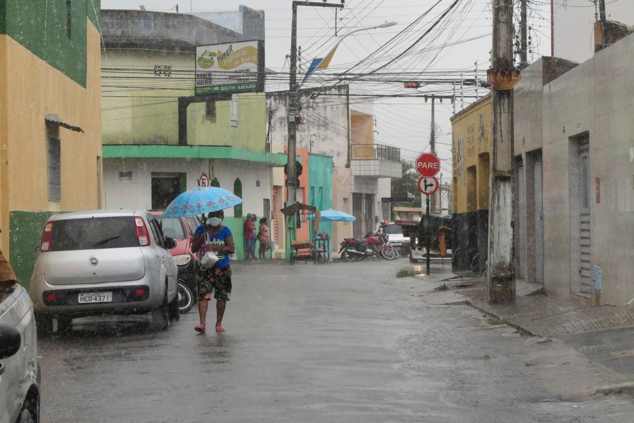 Chuva em Juazeiro