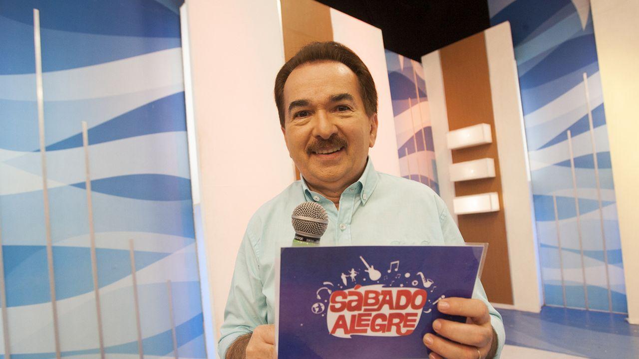 Will Nogueira ficou conhecido no Nordeste por apresentação do programa Sábado Alegre, na TV Diário