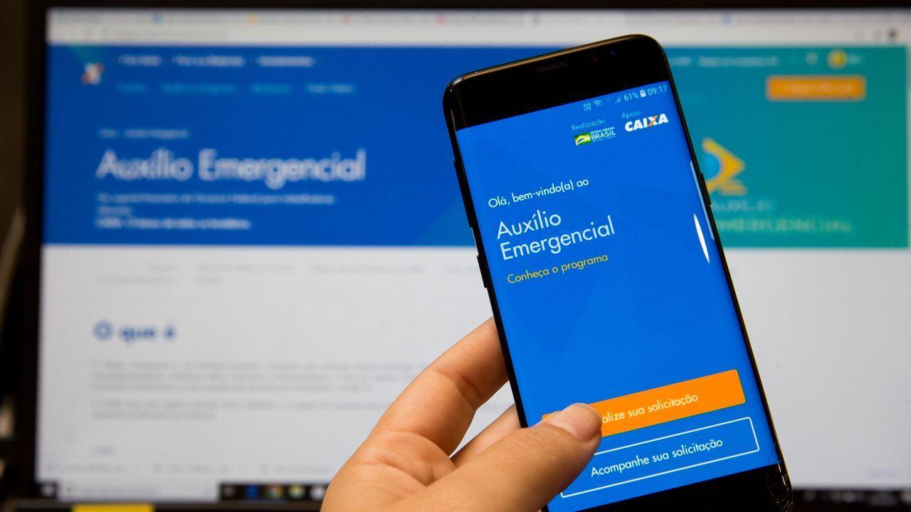 Auxílio Emergencial Caixa Tem