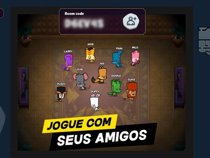 Gameplay de Suspects: Mansão Mistério do mundo