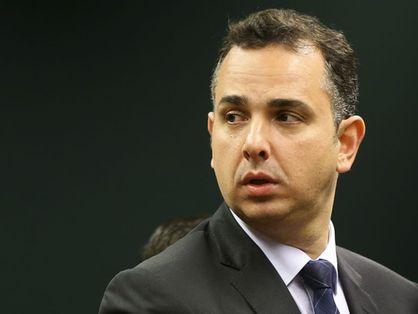 Presidente do Senado Federal, Rodrigo Pacheco