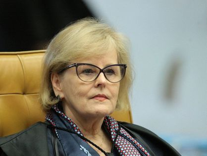 Ministra do Supremo Tribunal Federal (STF) Rosa Weber