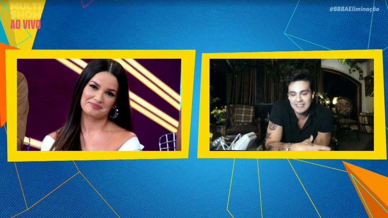 Juliette é chamada para atuar em clipe com Luan Santana e recebe convite de  gravadora - Zoeira - Diário do Nordeste