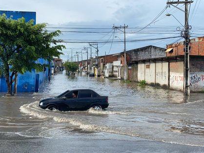 Chuva em Fortaleza