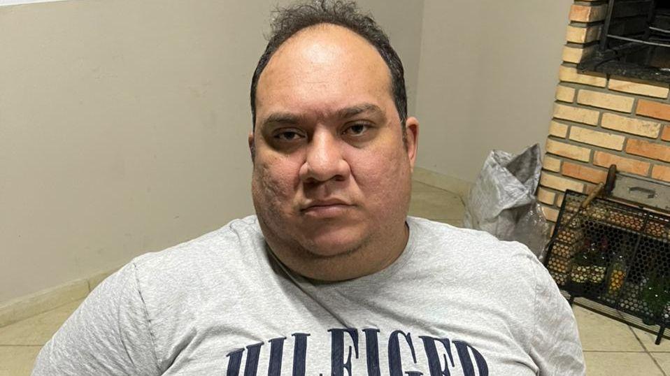 Paulo Diego tentou fugir da Polícia, mas foi alcançado, segundo a Secretaria da Segurança