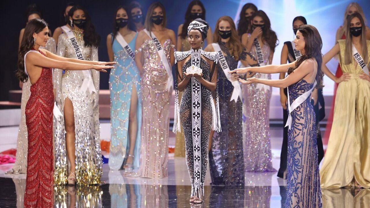 A brasileira Julia Gama alcançou o segundo lugar no Miss Universo 2021