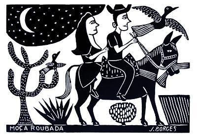 xilogravura J.Borges