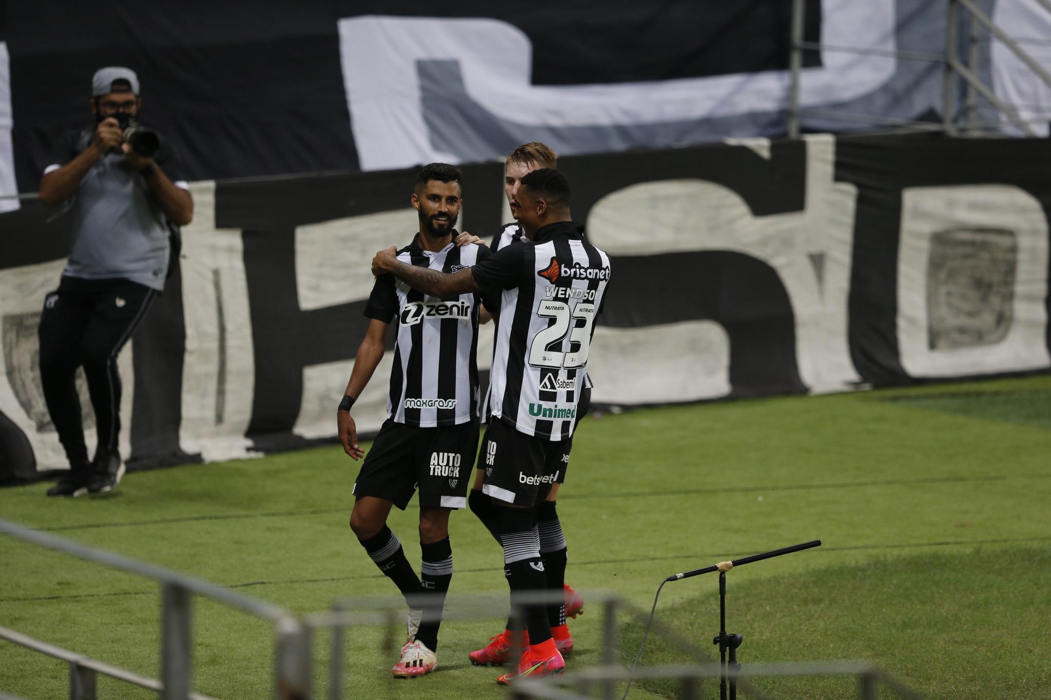 Ceará gol Jorginho
