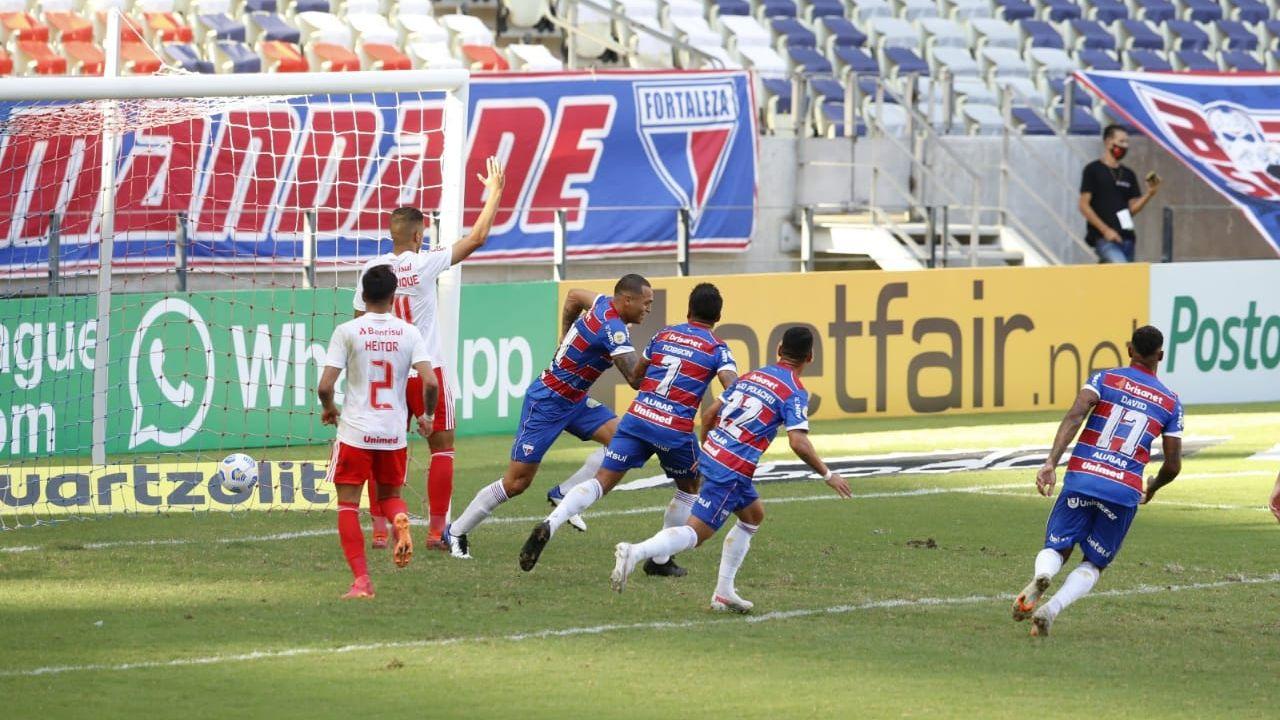 Fortaleza X Internacional Ao Vivo Confira Tudo Sobre O Jogo Pela Serie A Do Brasileiro Jogada Diario Do Nordeste