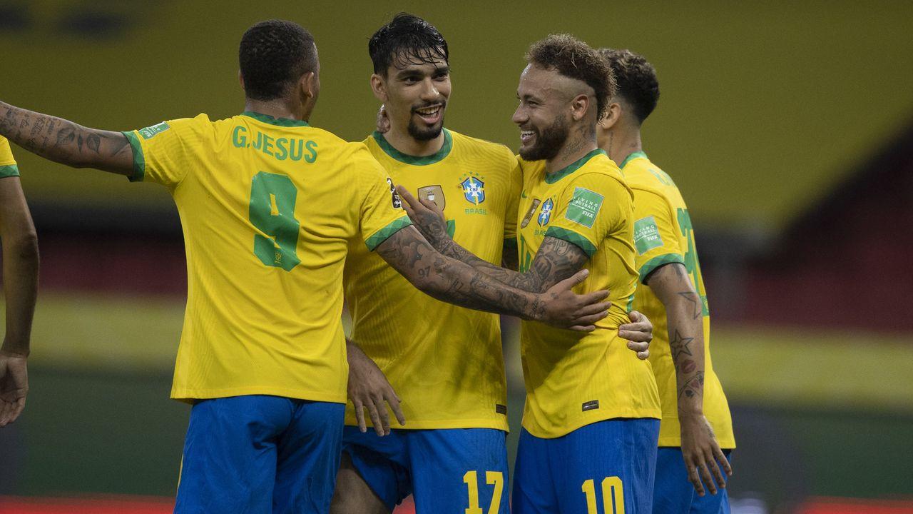 Jogadores da Seleção Brasileira decidem jogar a Copa América - Jogada - Diário do Nordeste