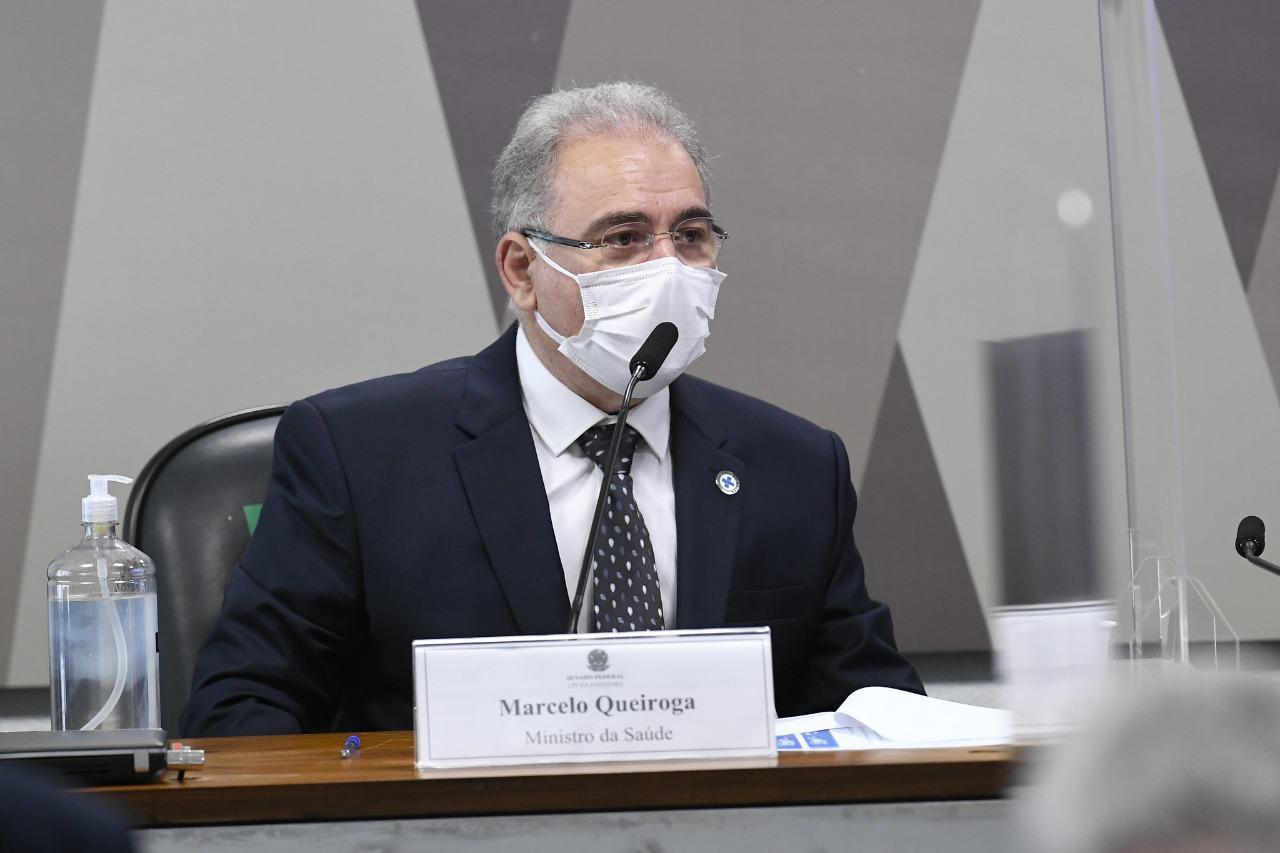 Marcelo Queiroga diz à CPI que é 'ministro da Saúde e não um censor do  presidente' - Política - Diário do Nordeste