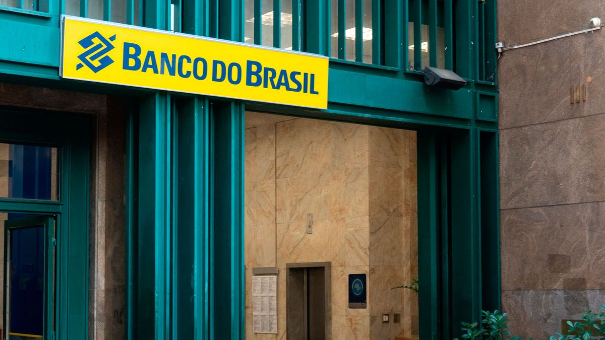 Fachada de uma agência do Banco do Brasil em que um dos aprovados no concurso pode trabalhar